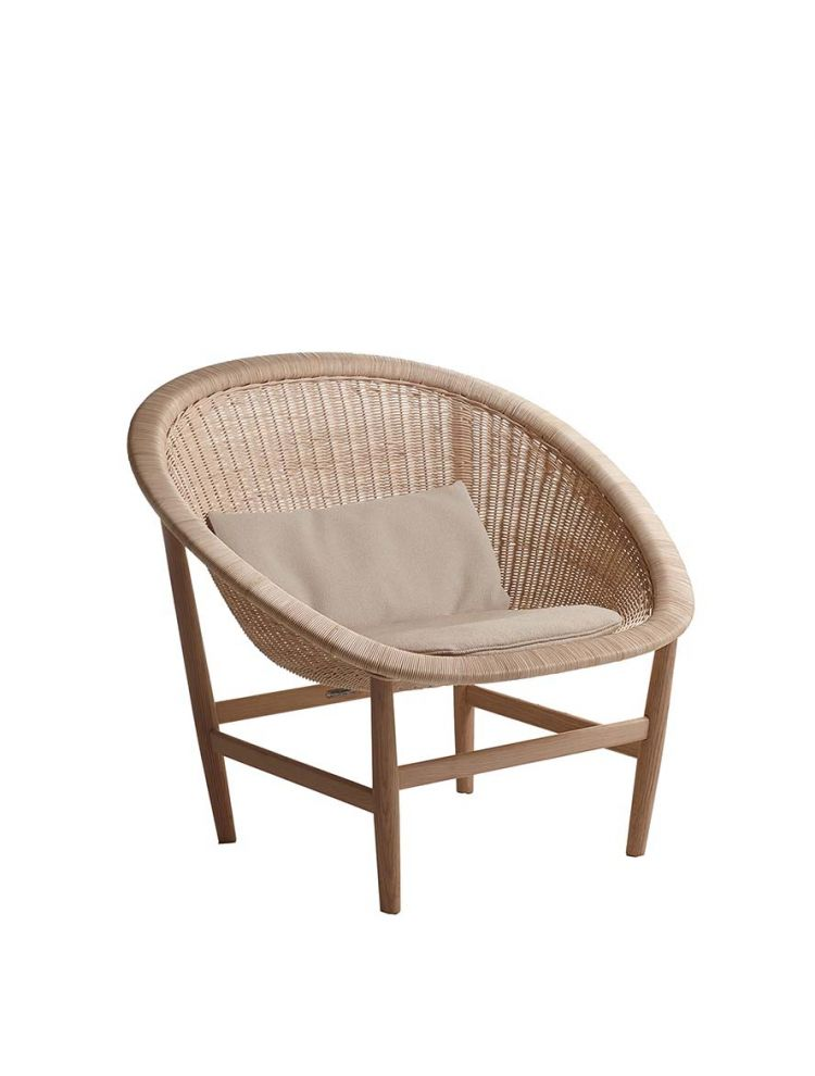 Basket Club Armchair