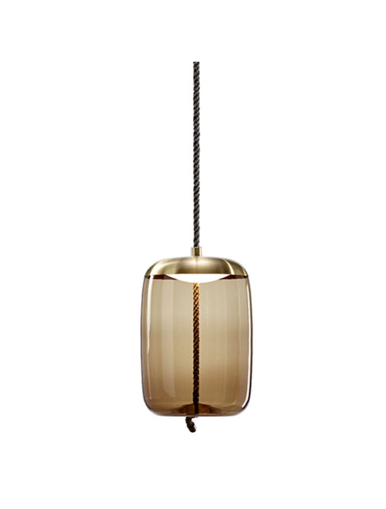 Knot Cilindro Suspended Lamp