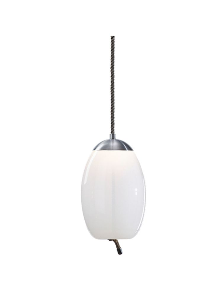 Knot Uovo Suspended Lamp