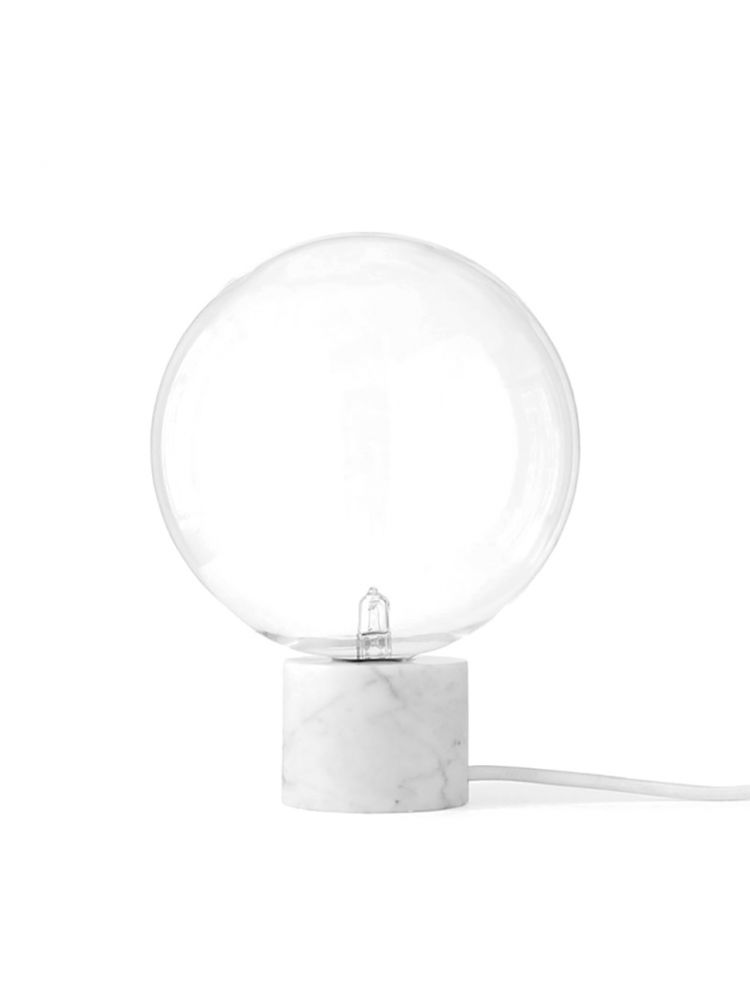 Marble Light SV6 Table Lamp