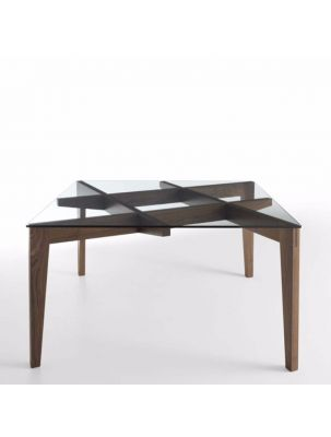 Autoreggente Square Table