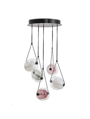 Capsula metal Canopy Suspended Lamp