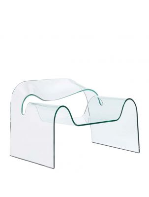 Ghost Glass Armchair
