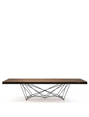 Gordon Deep Wood Table