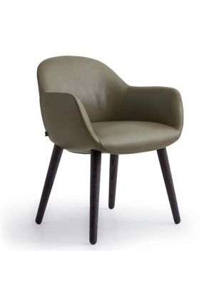 Mad Dining Chair Sedia Con Braccioli