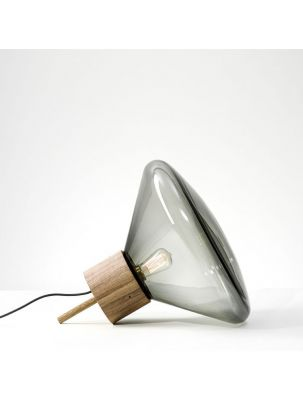Muffins Wood 03A Floor Lamp