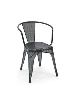 Perforated A 56 Armchair