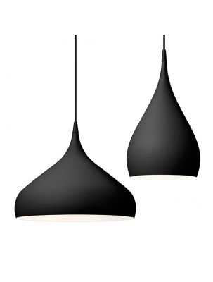 Spinning Suspension Lamp