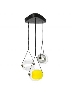Capsula Triangle Suspended Lamp