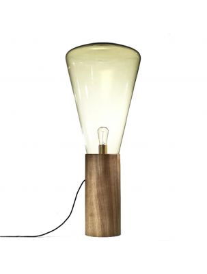 Muffins Wood 04 Floor Lamp