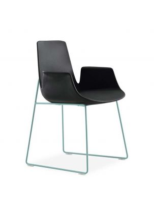 Ventura Chair With Armrest
