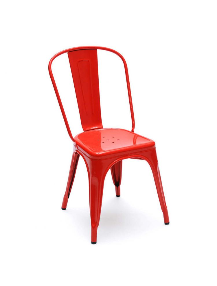 A chair - Tolix Chair