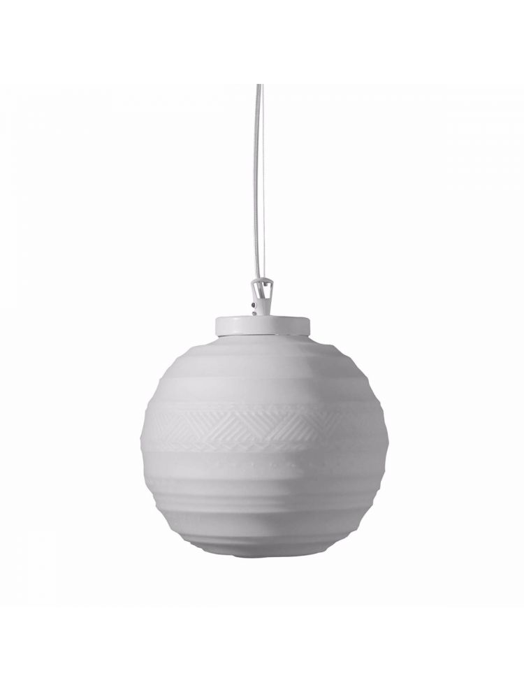 Braille Suspension Lamp