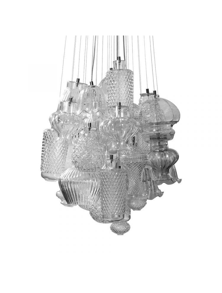 Ceraunavolta Suspension Lamp