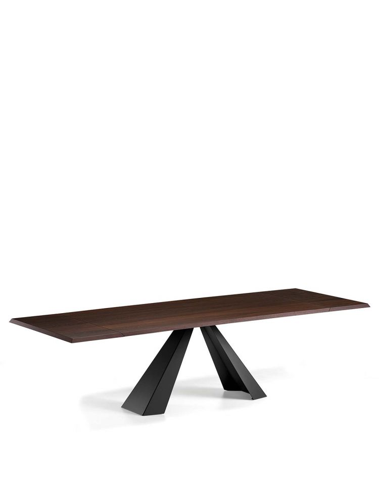 Eliot Wood Drive Extendible Table