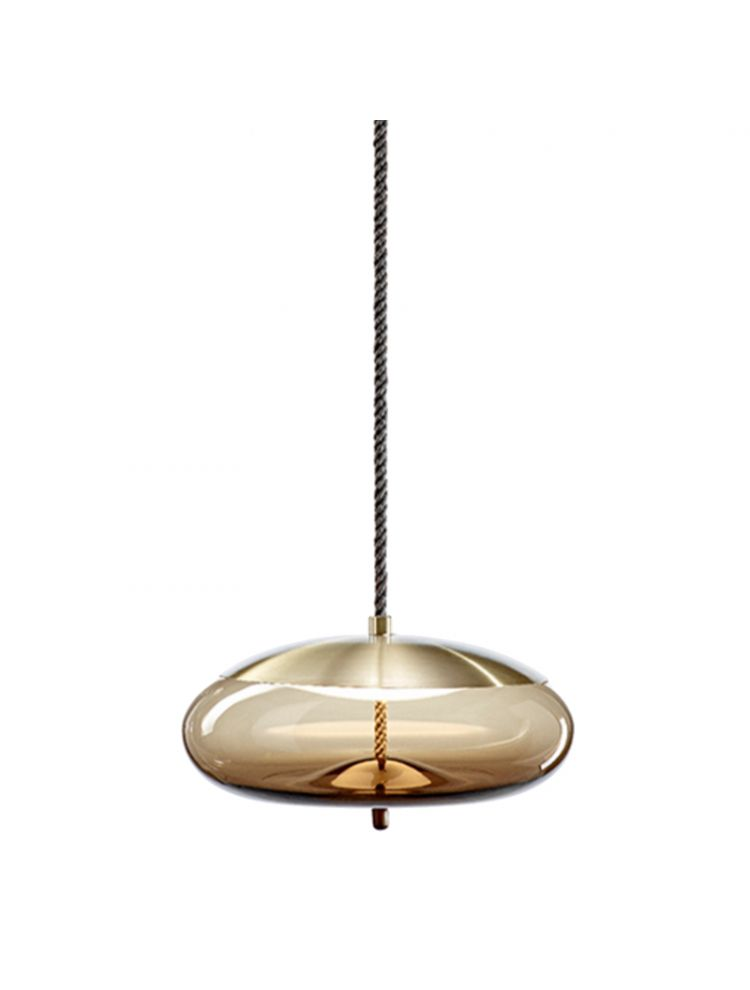 Knot Disco Suspended Lamp