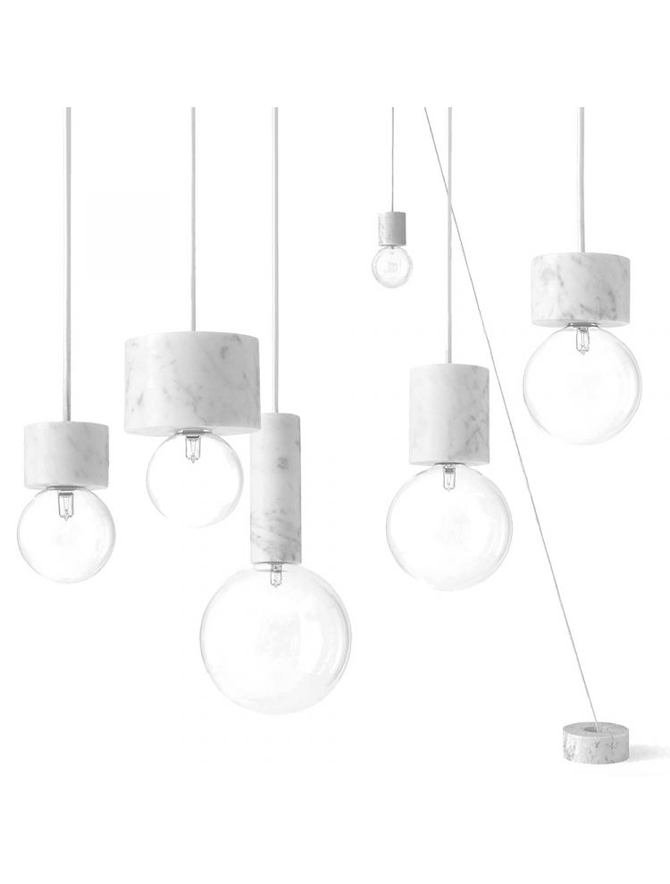 Marble Light Suspension Lamp
