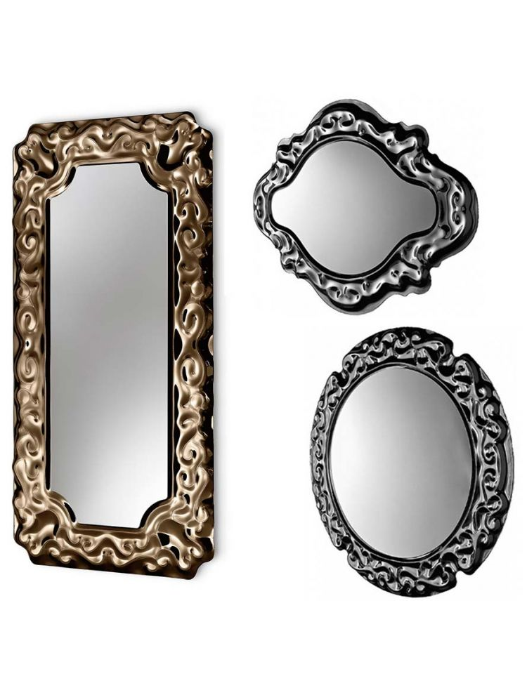 New Baroque Mirror