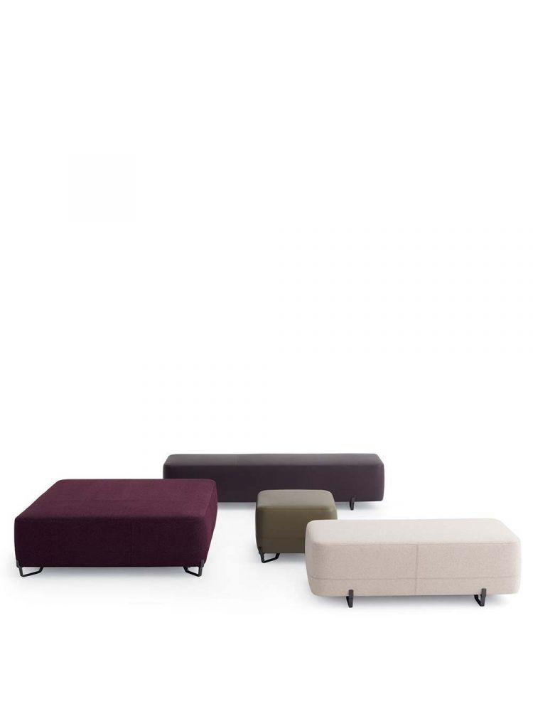 New York Pouf Collections