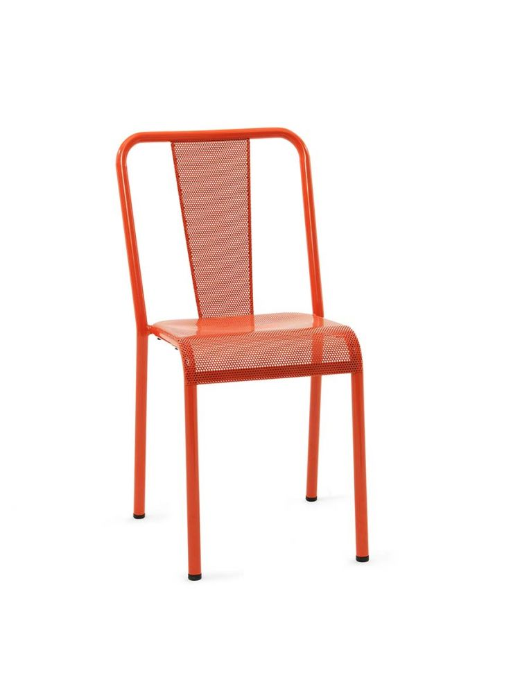 Perforated T 37 Chair